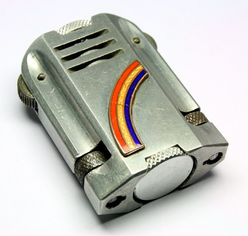Double Striker lighter
