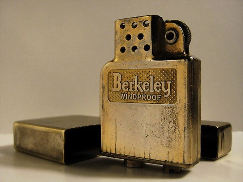 Berkeley gold plated
