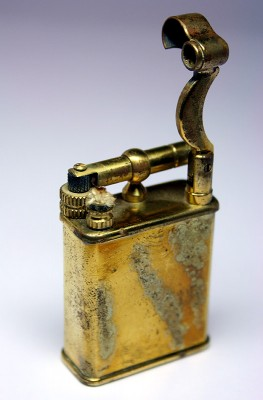 Lift arm lighter, 1914