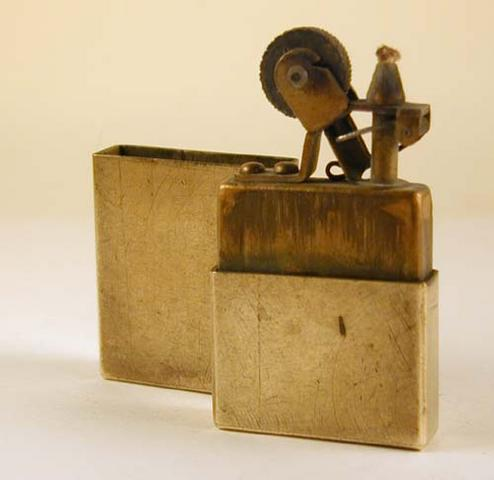 WW1 trench lighter, 1915-1920