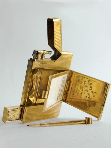 Дамская зажигалка Dunhill, 1920-е